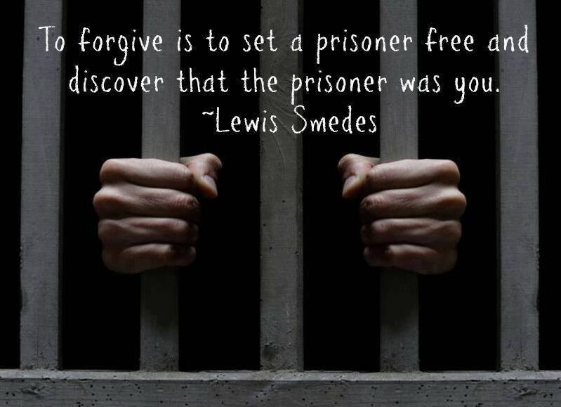 Forgive Them Set Yourself Free Woman Live