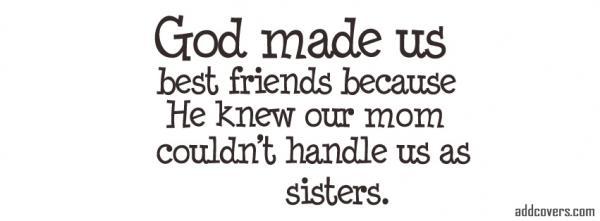 god made us