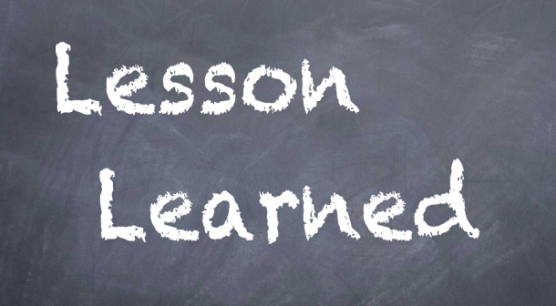 LessonLearned